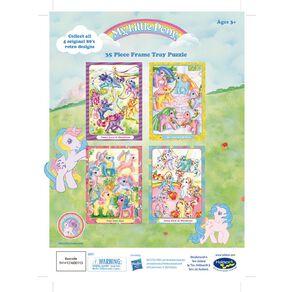 My Little Pony 35 Piece Frametray Puzzle Assortment