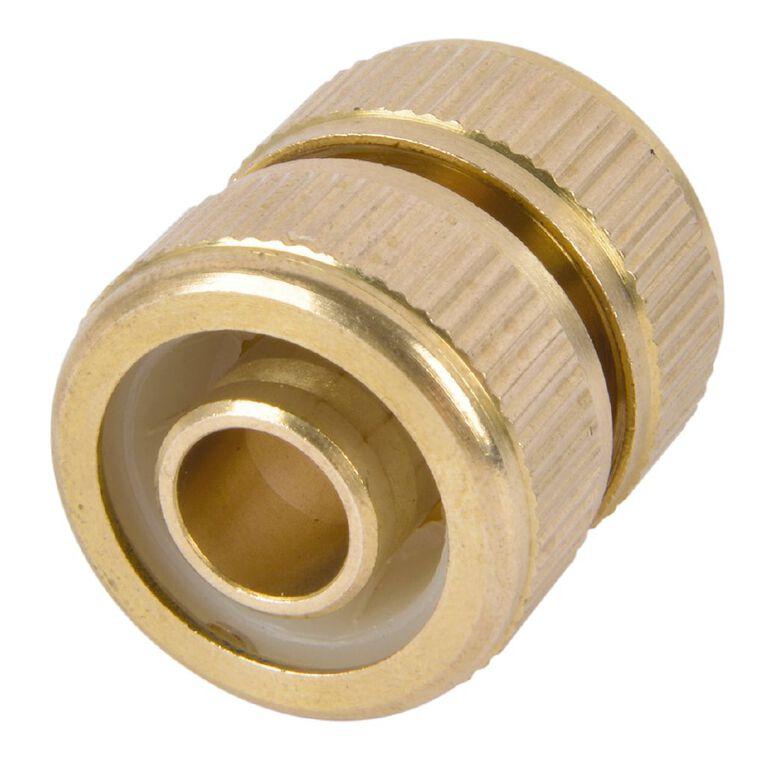 Kiwi Garden Brass Hose Mender 12mm, , hi-res