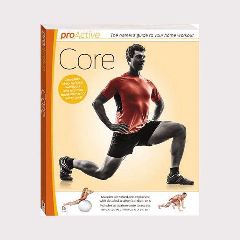 Pro Active: Core, , hi-res