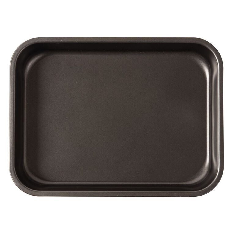Living & Co Heavy Gauge Non Stick Roasting Pan, , hi-res