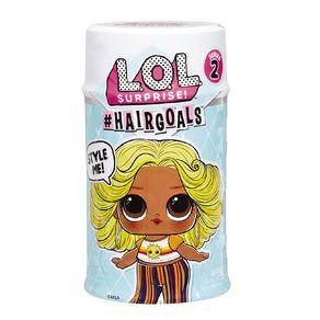 LOL Surprise Hair Goals 2.0 Assorted