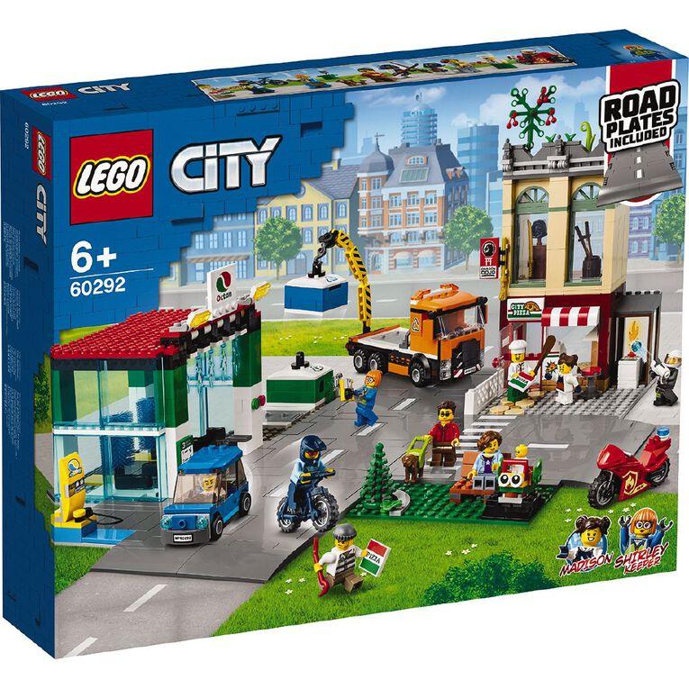 LEGO City Town Center 60292, , hi-res