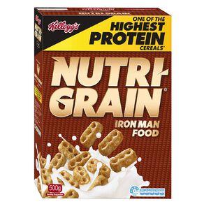 Kelloggs Nutri Grain Cereal 500g