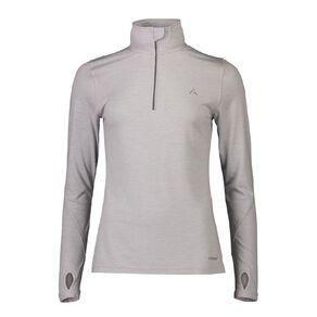 Active Intent Women's Long Sleeve Quarter Zip Light Layer Sweatshirt