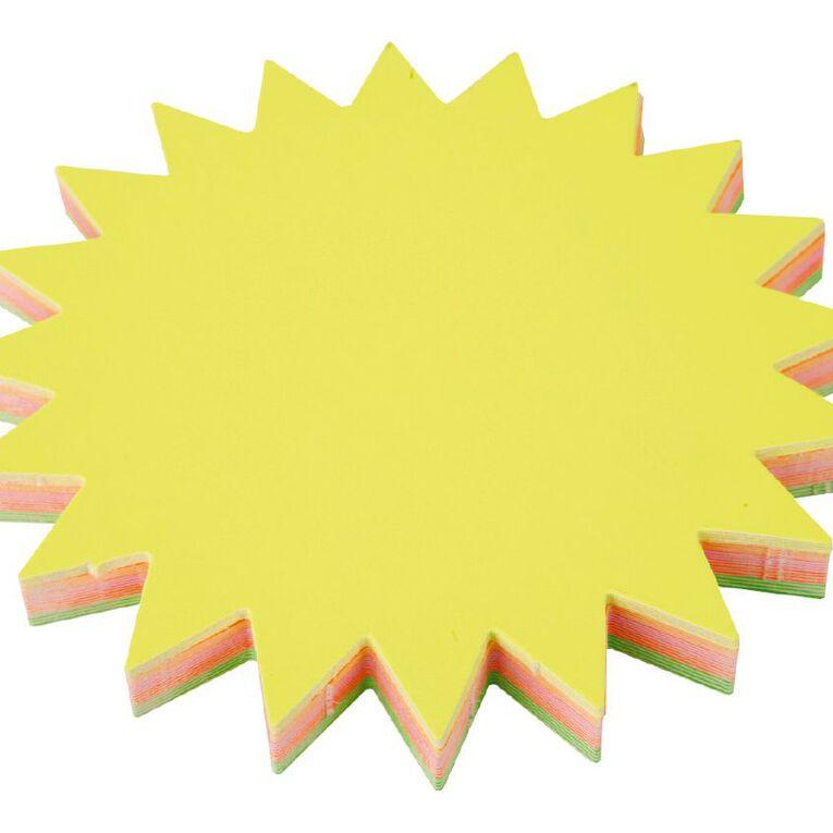 Fluorescent Stars R3 135mm Assorted, , hi-res