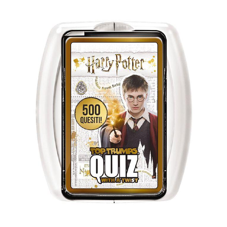 Harry Potter Top Trumps Quiz, , hi-res