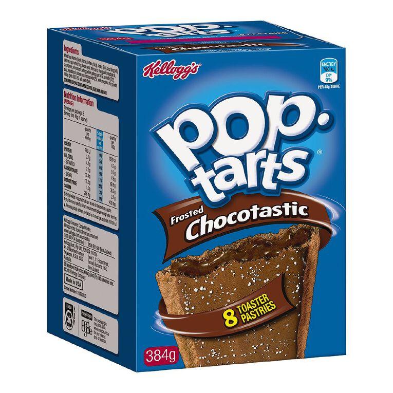 Kelloggs Pop Tarts Chocotastic 8 Pack, , hi-res