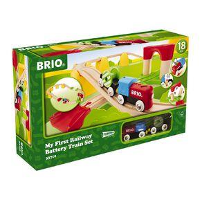 Brio My First Railway Train Set 25 Piece