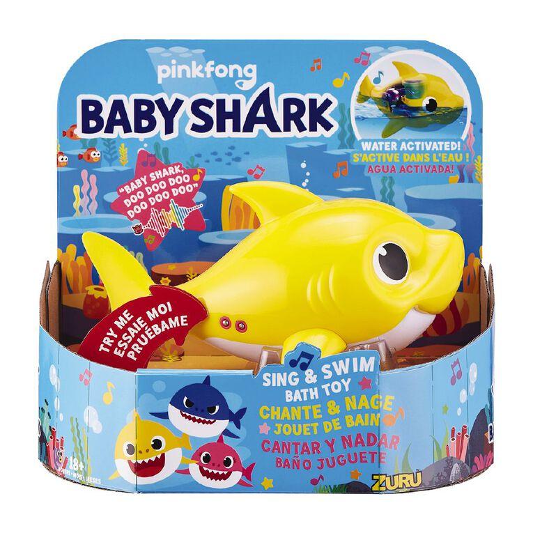 Zuru Robo Alive Junior Baby Shark Assorted, , hi-res