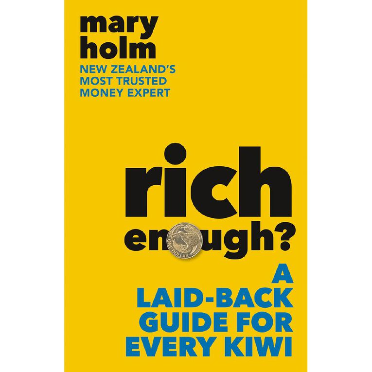 Rich Enough by Mary Holm, , hi-res