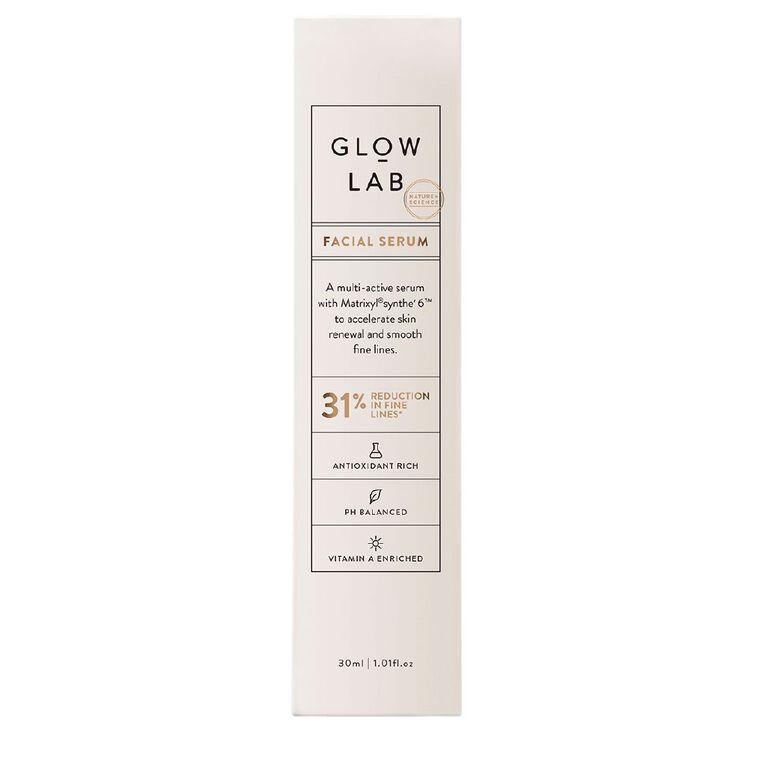 Glow Lab Facial Serum 30ml, , hi-res