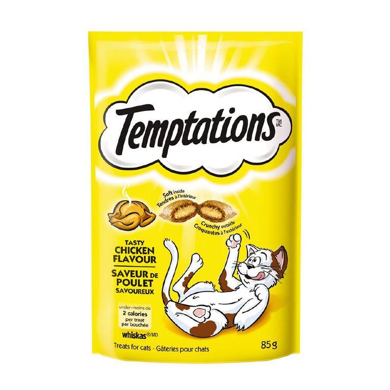 Temptations Tasty Chicken Flavour 85g, , hi-res
