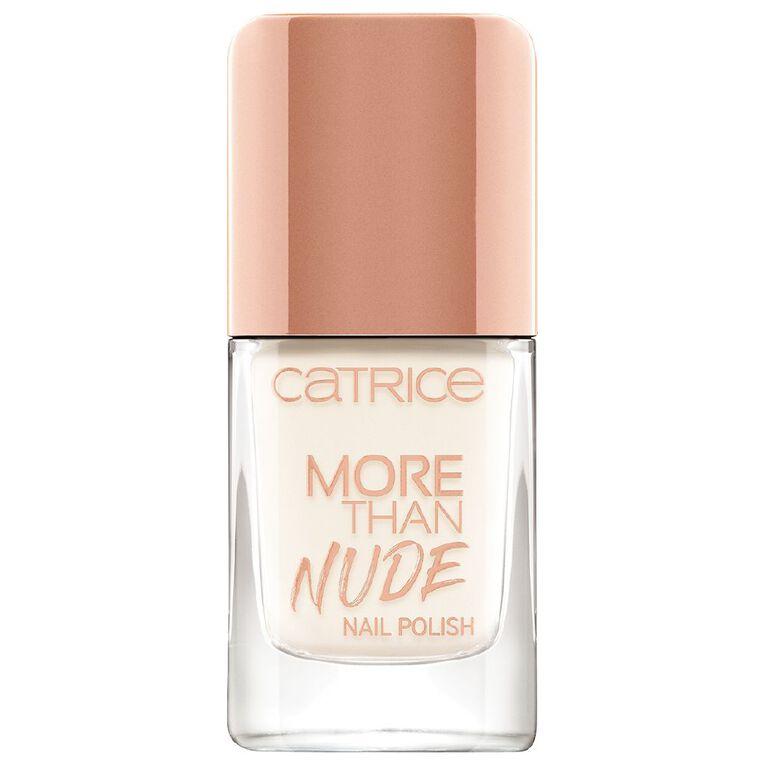 Catrice More Than Nude Nail Polish 10, , hi-res