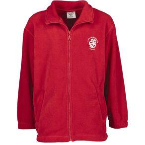 Schooltex Kamo Intermediate Polar Fleece Jacket with Embroidery