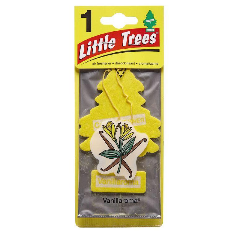 Little Trees Hanging Car Air Freshener Vanilla Scent, , hi-res