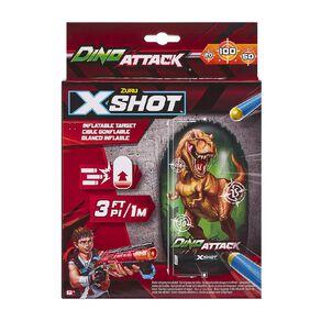 Zuru X-Shot Dino Attack Inflatable Target
