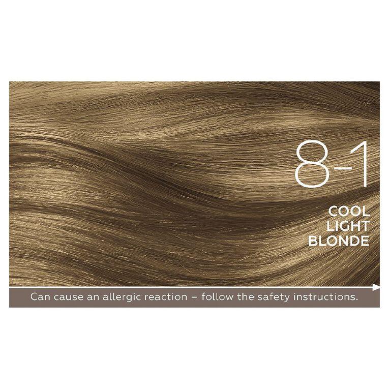 Schwarzkopf Colour Specialist 8-1 Cool Light Blonde, , hi-res