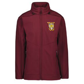 Schooltex Waiuku College SoftShell Jacket with Embroidery