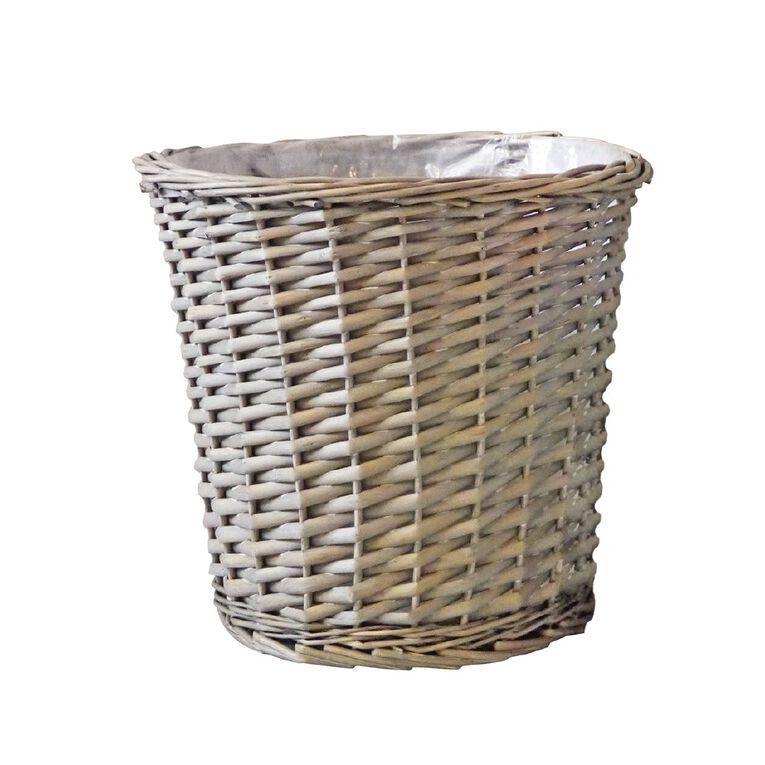 Kiwi Garden Willow Basket 30cm, , hi-res