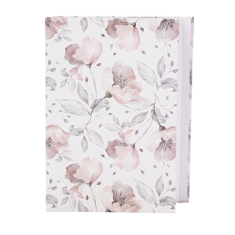 Living & Co Photo Album Filled with Love 300 Pockets 4in x 6in, , hi-res