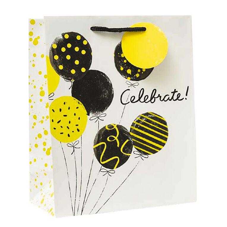 John Sands Congratulations Gift Bag Balloons Celebrate Large, , hi-res