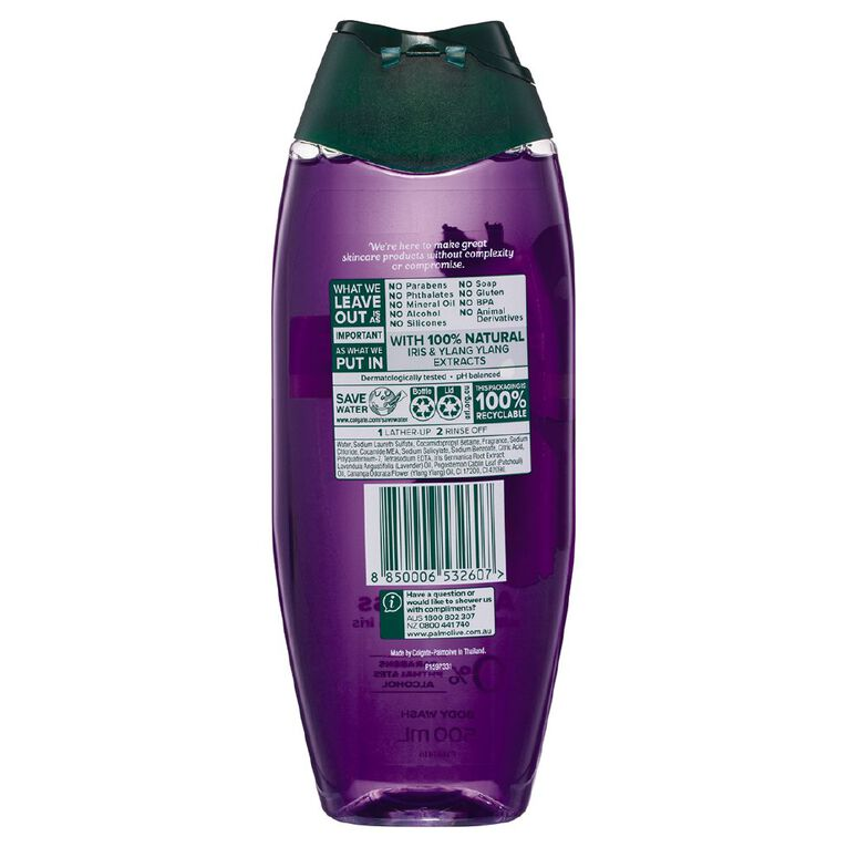 Palmolive Body Wash Anti-Stress 500ml, , hi-res