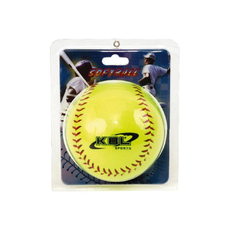 Avaro Softball KBL PVC 12 inch, , hi-res