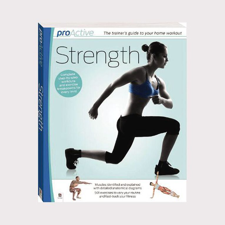 Pro Active: Strength, , hi-res