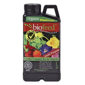Biofeed Organic Multi-Purpose Plant Food 500ml