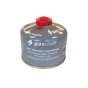 Gascraft Screwtop Butane 230g