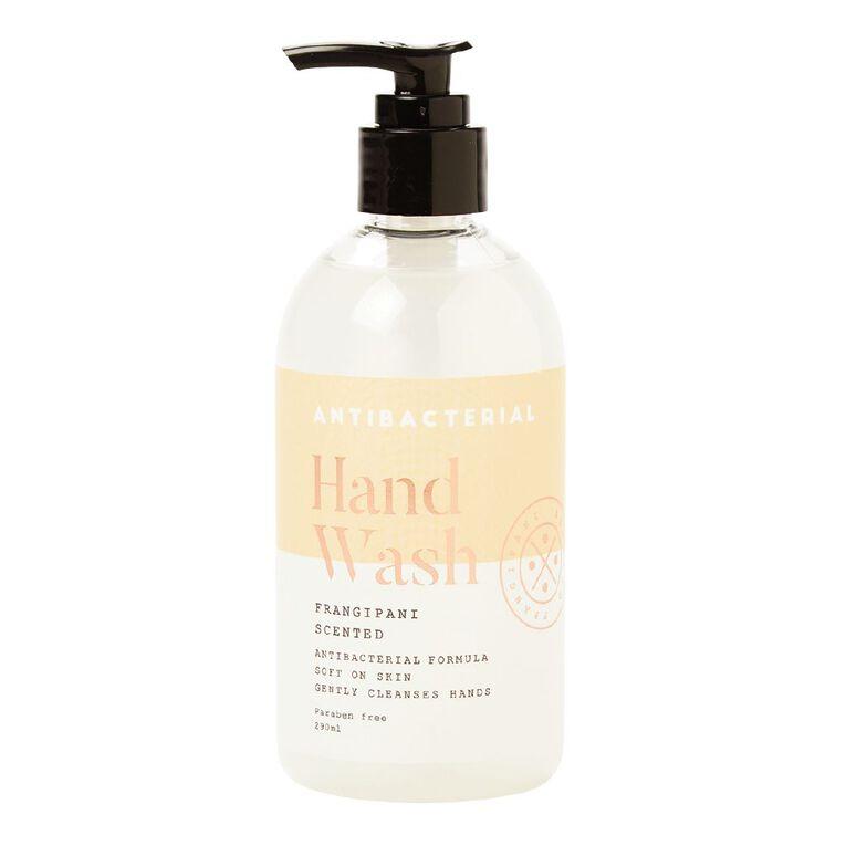 Hand Wash Pump Frangipani 290ml, , hi-res