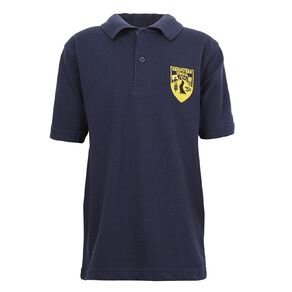 Schooltex Hampstead Short Sleeve Polo with Embroidery
