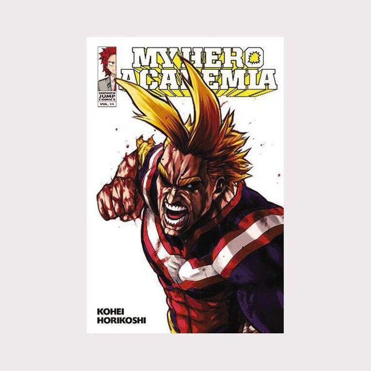 My Hero Academia Vol #11 by Kohei Horikoshi, , hi-res