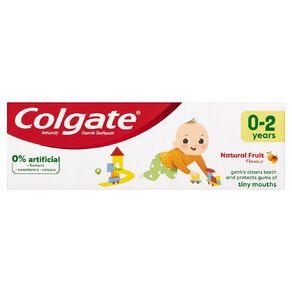 Colgate Kids Toothpaste 0-2 Years 50ml