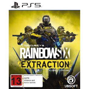 PS5 Rainbow Six Extraction