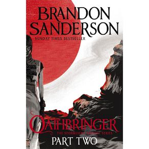 The Stormlight Archive: Oathbringer Part Two by Brandon Sanderson