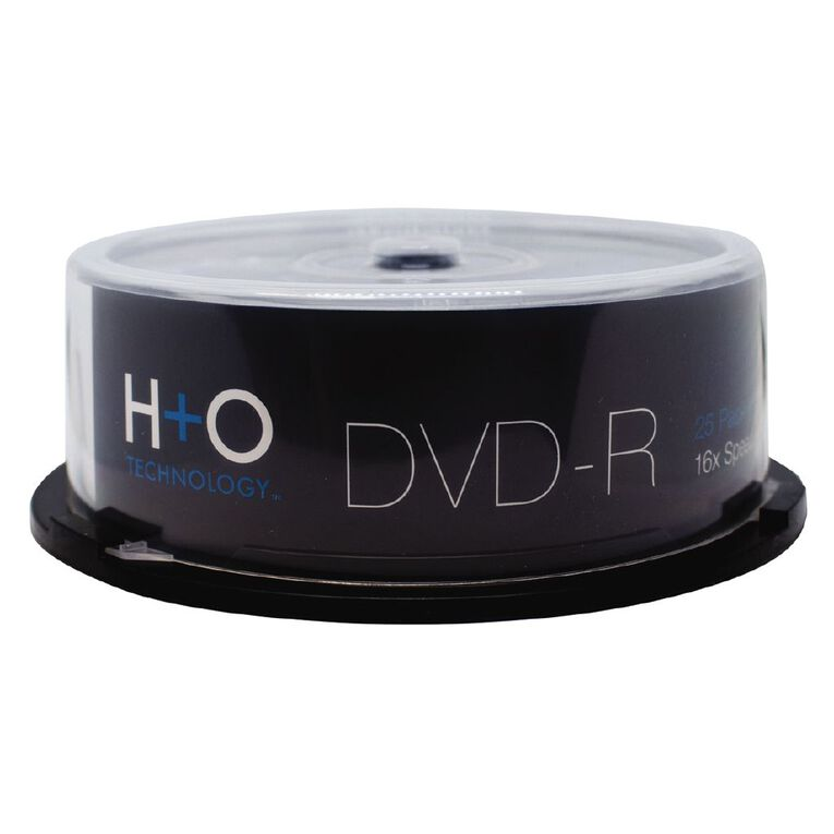 H+O Dvd-R 16X 4.7 GB 25-Pack, , hi-res