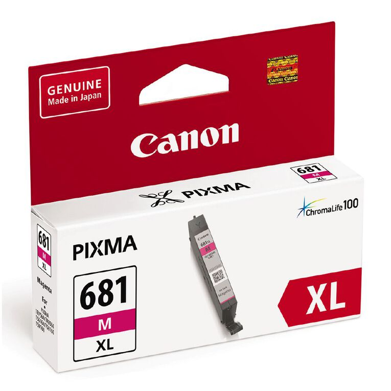 Canon CLI-681XL Ink Magenta (500 Pages), , hi-res