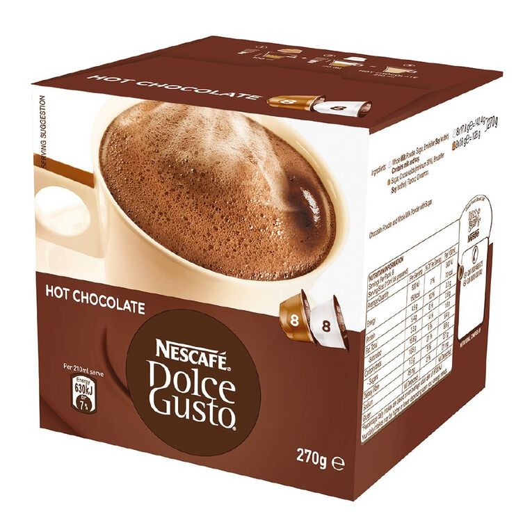 Nescafe Dolce Gusto Chocoletto 8 Pack, , hi-res
