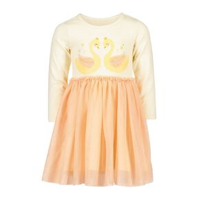 Young Original Toddler Long Sleeve Tulle Dress