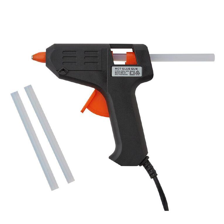 Uniti Mini Glue Gun 10W Black, , hi-res
