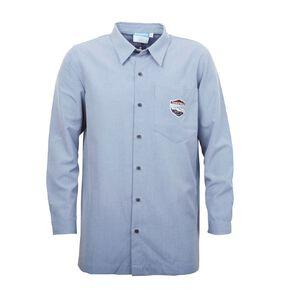 Schooltex Darfield High Boys' Long Sleeve Shirt with Embroidery