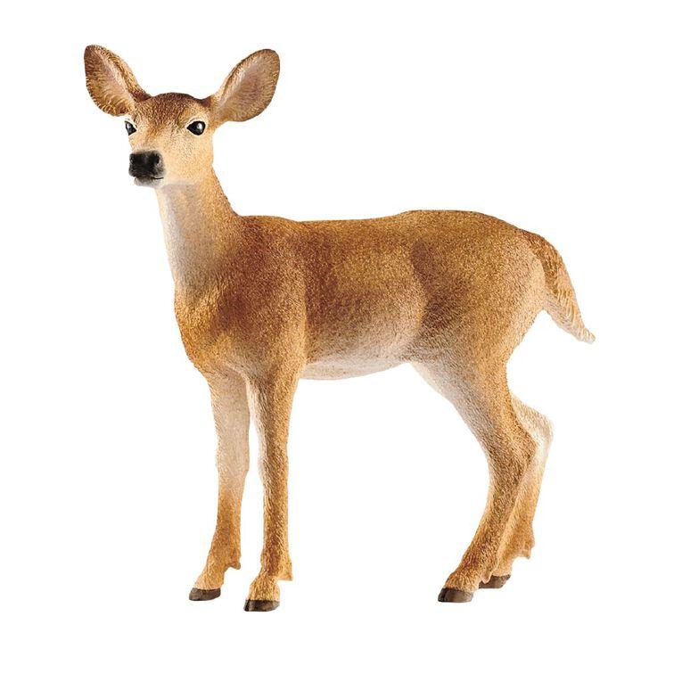 Schleich White-tailed Doe, , hi-res