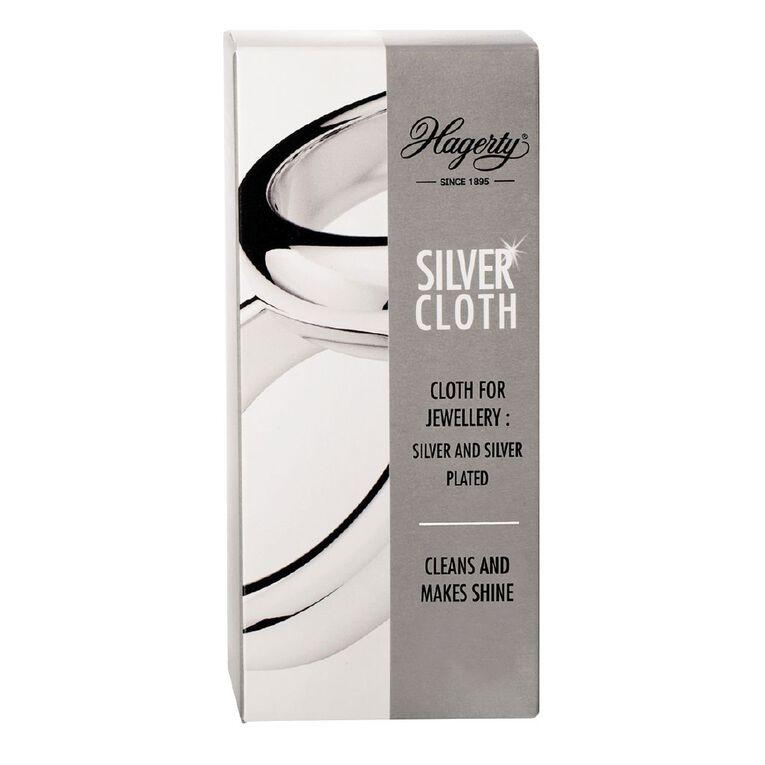 Hagerty WL Jewel Silver Cloth, , hi-res