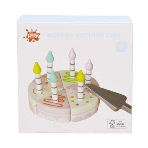 Play Studio Wooden Birthday Cake