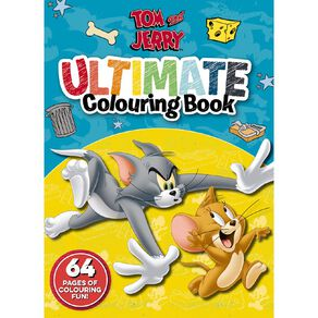 Tom and Jerry: Ultimate Colouring