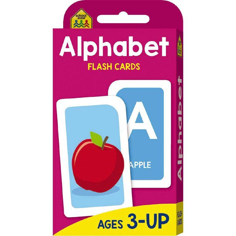 Hinkler School Zone Alphabet Flash Cards, , hi-res