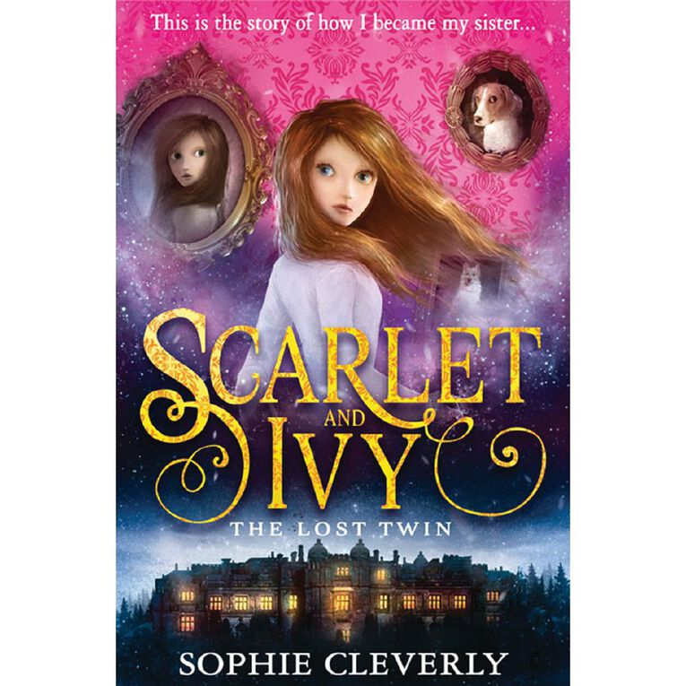 Scarlet & Ivy #1 The Lost Twin by Sophie Cleverly, , hi-res