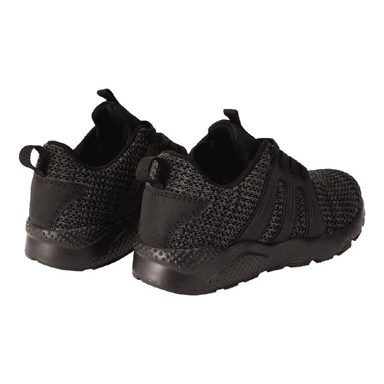 Active Intent Kids' Dan Shoes, Black, hi-res