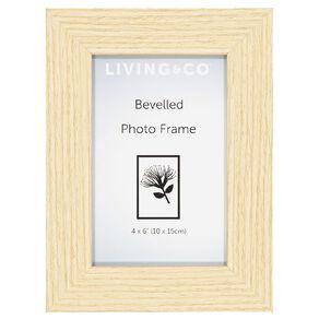 Living & Co Frame Tuscan Oak Brown